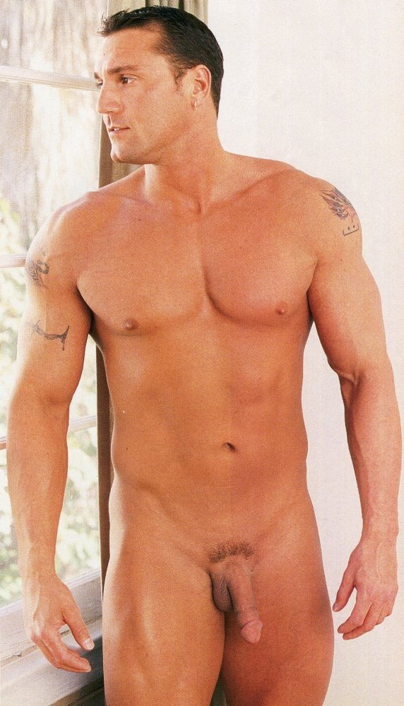 Adonis male playgirl