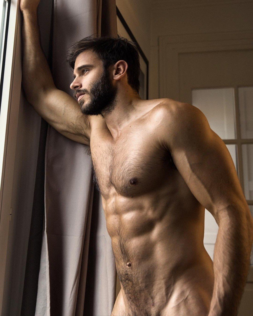 Very handsome men nude — photo 2