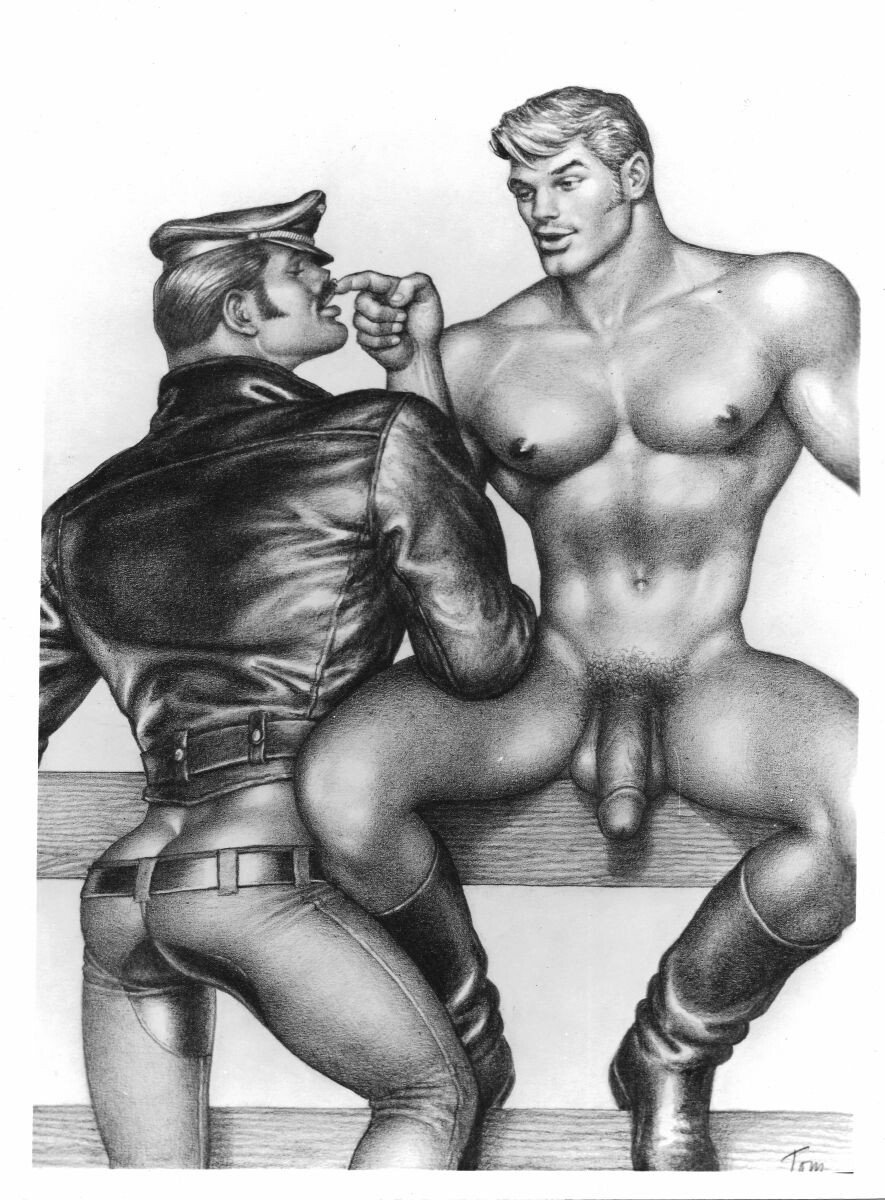 Drawings by Tom of Finland - Part 2