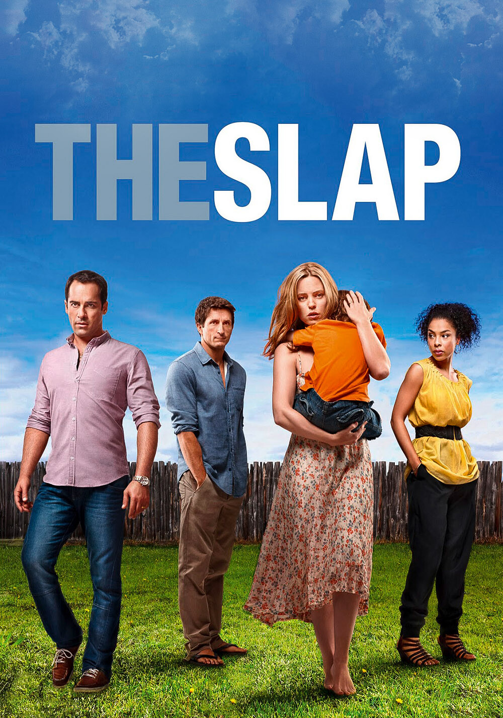 Alex Dimitriades in 'The Slap'